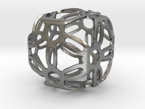 Symmetric Cuboid Structure 1 in Natural Silver