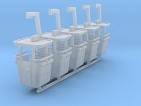 skyride5packbuilt in Smooth Fine Detail Plastic