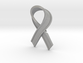 Yellow_Ribbon in Aluminum