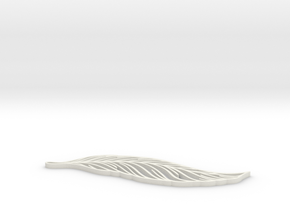 Feather_ultimate in White Strong & Flexible: Extra Small