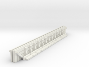 HOea414 -  Architectural elements 5 in White Natural Versatile Plastic