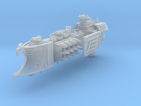 Freyr Light Cruiser in Smooth Fine Detail Plastic