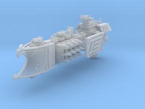 Freyr Light Cruiser in Smooth Fine Detail Plastic