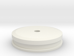 AT-AT Large Pully in White Natural Versatile Plastic