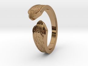 Reversal Ring (Dark Souls 3) in Polished Brass: 5 / 49