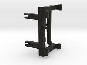 Montagerahmen für ML-Tec Fronthydraulik in Black Natural Versatile Plastic