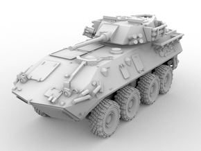 ASLAV-25 TYPE 1(1:72 Scale) in White Natural Versatile Plastic