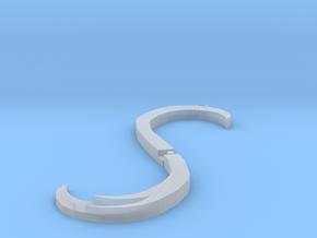 SJXX test2 in Smooth Fine Detail Plastic