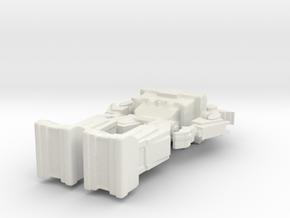 broBOT in White Natural Versatile Plastic