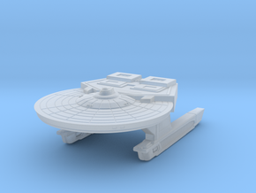 New Light Cruiser in Smooth Fine Detail Plastic