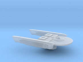 Research Vessel in Smooth Fine Detail Plastic