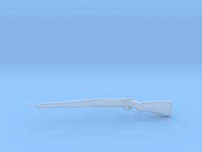 M1903A1 in Smooth Fine Detail Plastic: 1:18