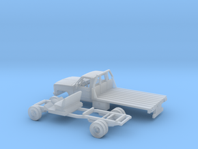 1/160 1973-80 Chevy CK Series RegCab Flatbed Kit in Smooth Fine Detail Plastic
