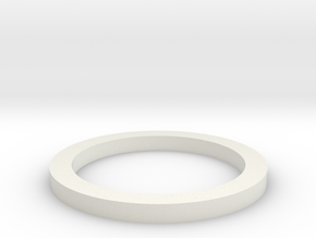 axis_spacer in White Natural Versatile Plastic