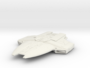 Federation Wasp Class V  HvyDestroyer in White Natural Versatile Plastic