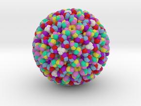 Bluetongue Virus in Full Color Sandstone