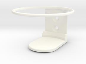 Netatmo wall mount holder in White Processed Versatile Plastic