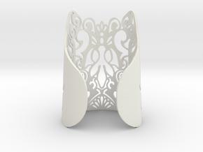 lace bracelet in White Natural Versatile Plastic