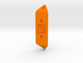 DIY Frebird Puzzle PPP-Single joint GAMMA 30 in Orange Processed Versatile Plastic