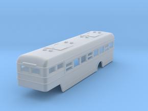 DAF busoplegger 120  in Smooth Fine Detail Plastic
