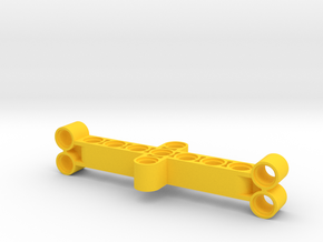 Nova Spear Base in Yellow Processed Versatile Plastic