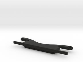 DJI Spark Remote Strapholder in Black Natural Versatile Plastic