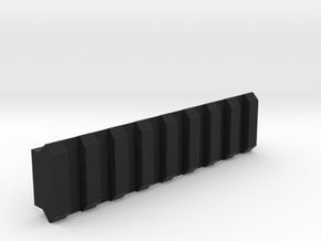 Picatinny Rail in Black Premium Strong & Flexible