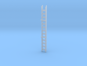 1/87 ladder 5 in Smooth Fine Detail Plastic