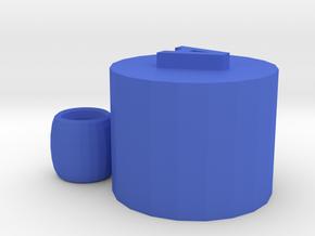 Amplifier in Blue Processed Versatile Plastic
