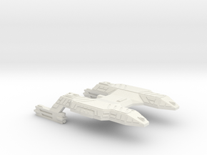 3125 Scale Lyran Puma Transport (No Pallets/Pods) in White Natural Versatile Plastic
