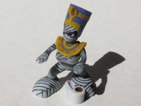 Mini Mummy in Full Color Sandstone
