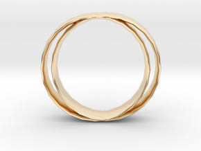 opical sight in 14K Yellow Gold