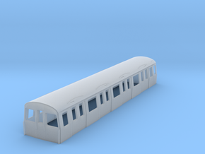 C-Stock driver London Underground in Smooth Fine Detail Plastic: 1:87 - HO