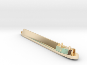Ricky Boat in 14K Gold