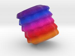 Ebola Virus in Full Color Sandstone