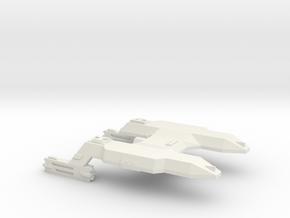3125 Scale LDR Transport (No Pallets/Pods) CVN in White Natural Versatile Plastic