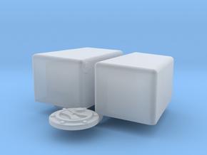 1/64 Jaz 3gal 12 7p5 10 Econo Rail in Smoothest Fine Detail Plastic