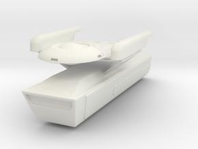 2500 Oberth Angueria subclass in White Natural Versatile Plastic