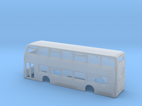 ADL Enviro Oxford Bus Company Bodyshell Only 1/148 in Smooth Fine Detail Plastic