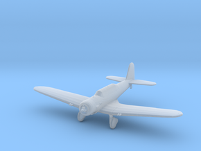 Douglas Model 8A-1/8A-2 (Northrop A-17) in Smooth Fine Detail Plastic: 6mm