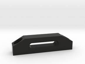 Fairlead for vanquish ripper bumper in Black Natural Versatile Plastic