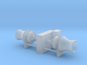 Anchor Winch 1/144 fits Harbor Tug in Smooth Fine Detail Plastic