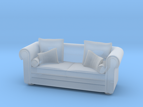 Sofa 2018 model 6 in Smooth Fine Detail Plastic