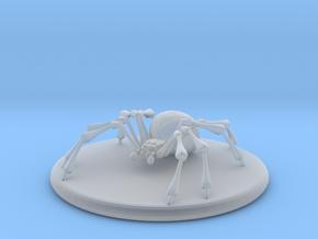 Even Smaller Spider  in Smooth Fine Detail Plastic
