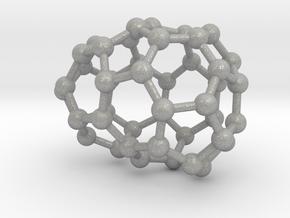 0636 Fullerene c44-8 c1 in Aluminum