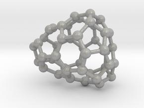 0638 Fullerene c44-10 c1 in Aluminum