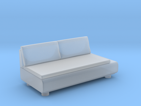 Sofa 2018 model 9 in Smooth Fine Detail Plastic