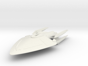 2500 Prometheus class in White Natural Versatile Plastic