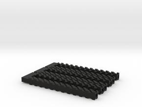 Borromean hairpins in Black Premium Strong & Flexible