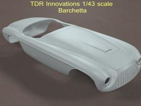1/43 Barchetta in Frosted Ultra Detail